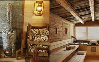 Дизайн бани в современном стиле