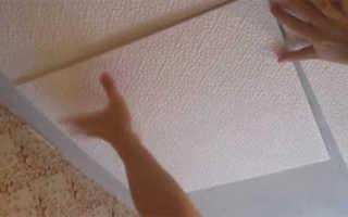 Можно ли потолочную плитку клеить на стены