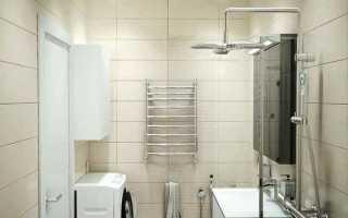 Варианты дизайна плитки в ванной комнате