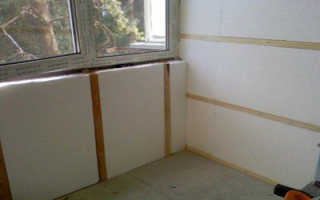 Можно ли утеплять дом изнутри пенопластом