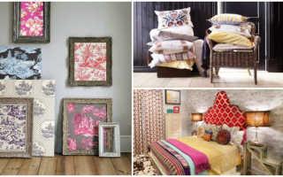 Текстиль и интерьер