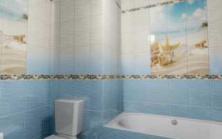 Ванная комната дизайн пластиковыми панелями фото