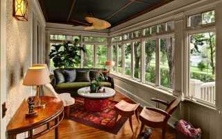Терраса в доме дизайн