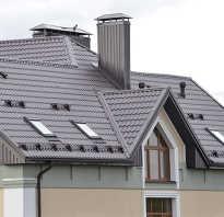 Стройматериалы для крыши