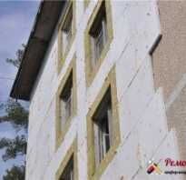 Утепление стен пенопластом шлифовка стыков
