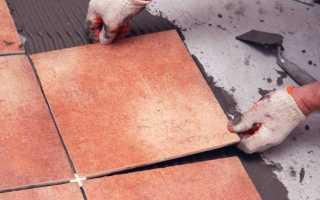 Клей для укладки плитки на плитку