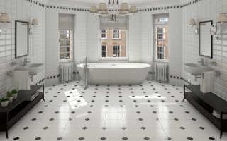Ванная в кафеле дизайн фото