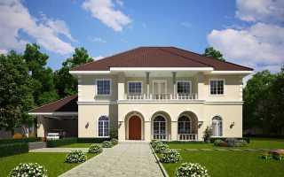 Частный дом дизайн внутри