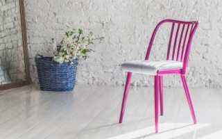 Венские стулья из дерева