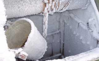 Утепление колодца пенопластом