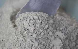 Вес цементно песчаной смеси 1 м3