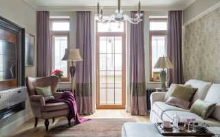 Интерьер дома в стиле классика