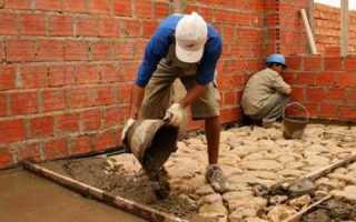 Маяки для заливки бетона