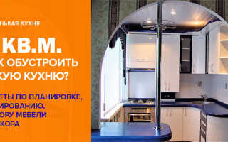 Дизайн кухни 4 м фото