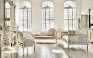Дизайн комнаты в белом стиле