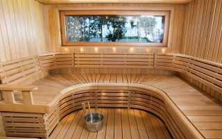 Декор в бане