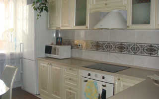 Дизайн классической кухни 9 кв м
