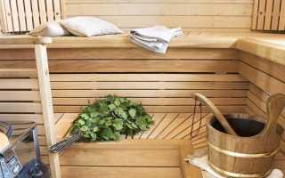 Стол для бани из дерева своими руками