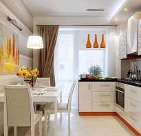 Дизайн кухни 15м2 прямоугольной