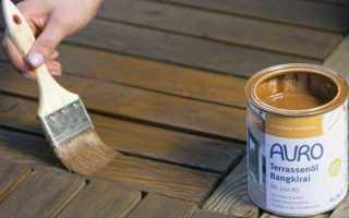 Полупрозрачная краска для дерева