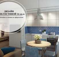 Дизайн квадратной кухни 16 кв м фото