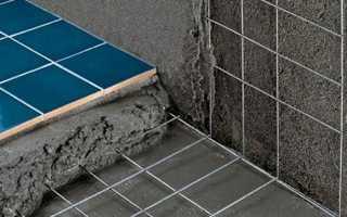 Высота бетонного пола